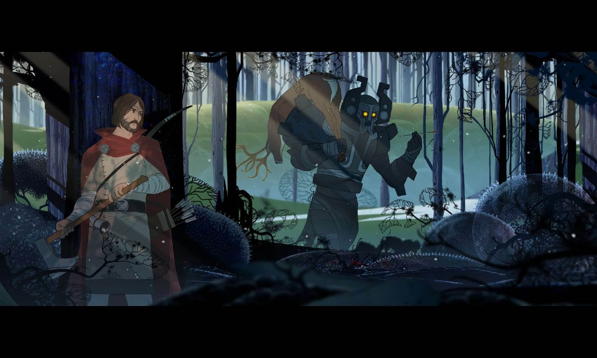 The sheer beauty of The Banner Saga