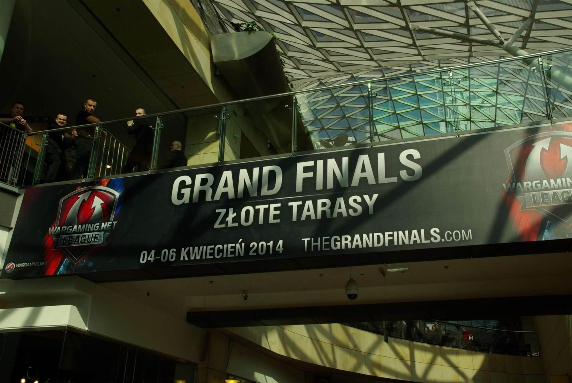 Wargaming.net League Grand Finals