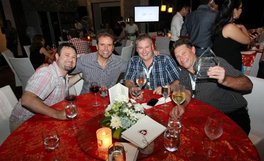 Photos: McAfee's APAC Partner Summit