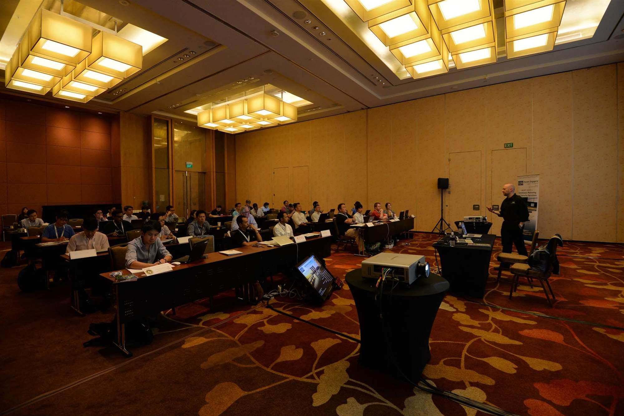 Photos: RSA's 2014 Asia Pacific conference