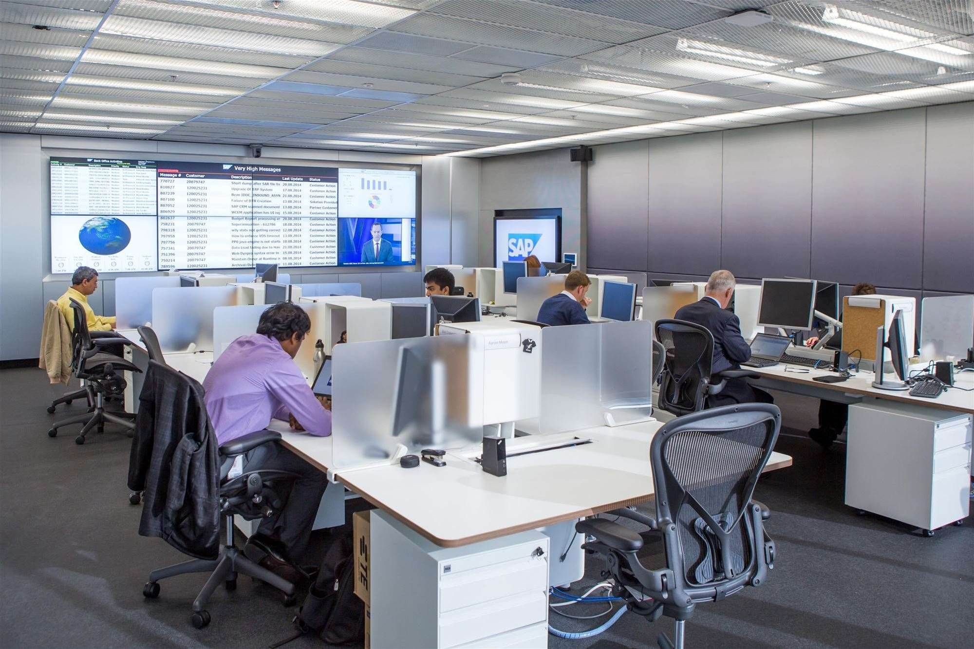 Photos: SAP drops $60m on Victorian support facility