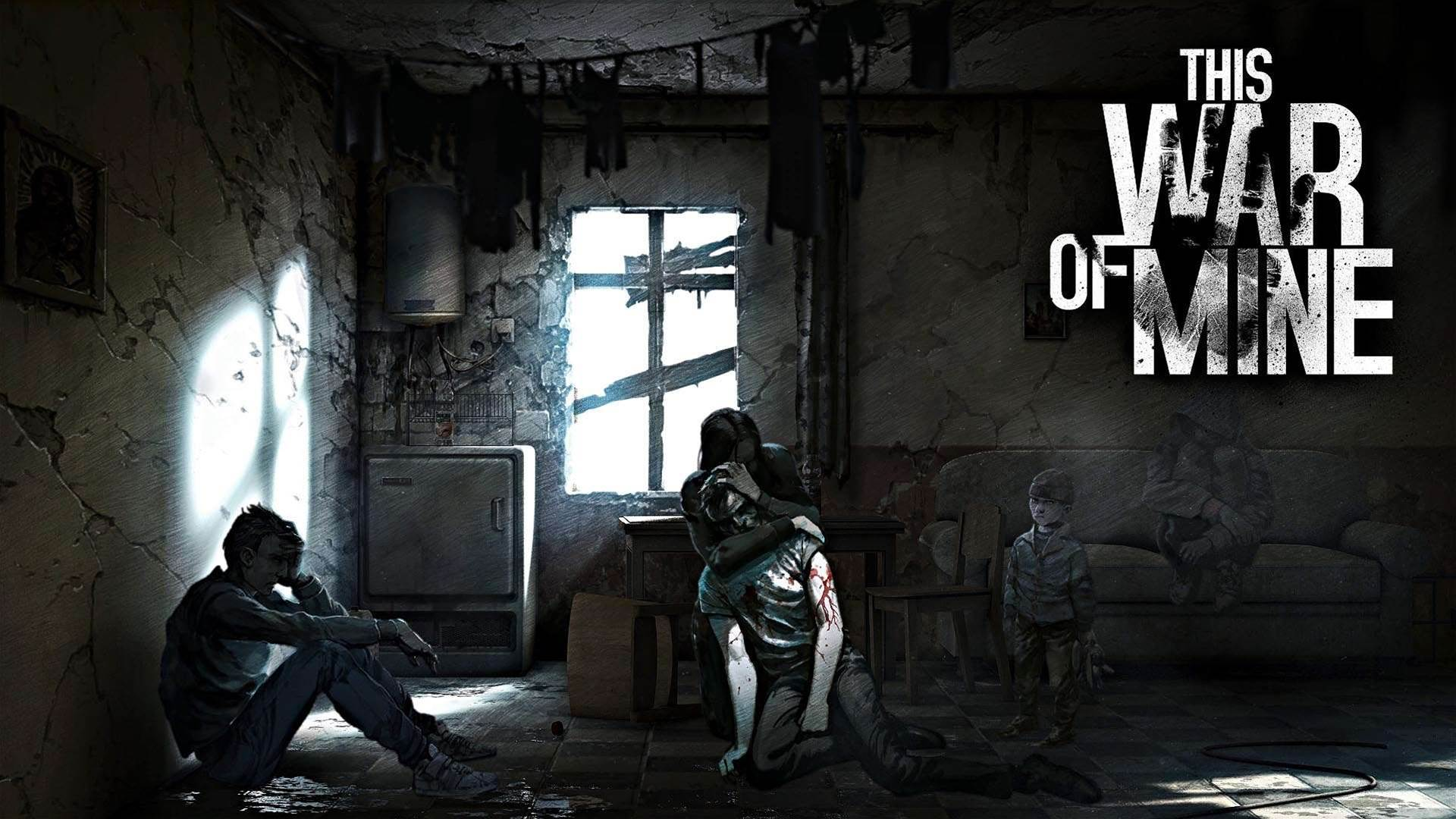 This War of Mine screens