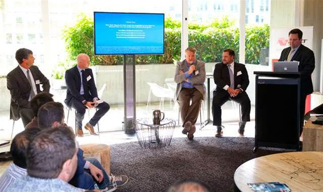 Photos: Avnet and Dell Wyse virtual desktop event