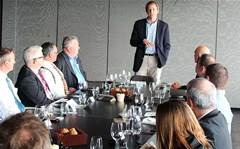 Photos: IBM and Avnet PowerLinux luncheon