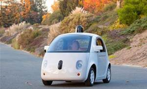 Photos: Google's self-driving car enters first real build