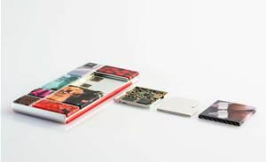 Photos: Google's modular smartphone