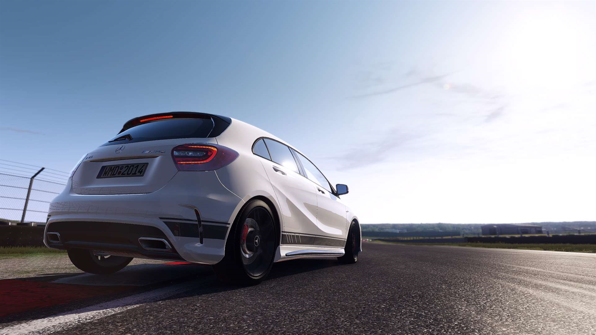Five new SCREENS from Project CARS