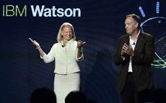 IBM's rollercoaster start to 2015