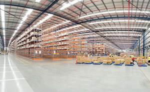 Photos: DHL's $120m Sydney campus