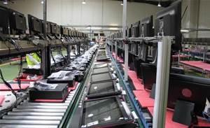 Photos: Inside Foxconn's Sydney facility