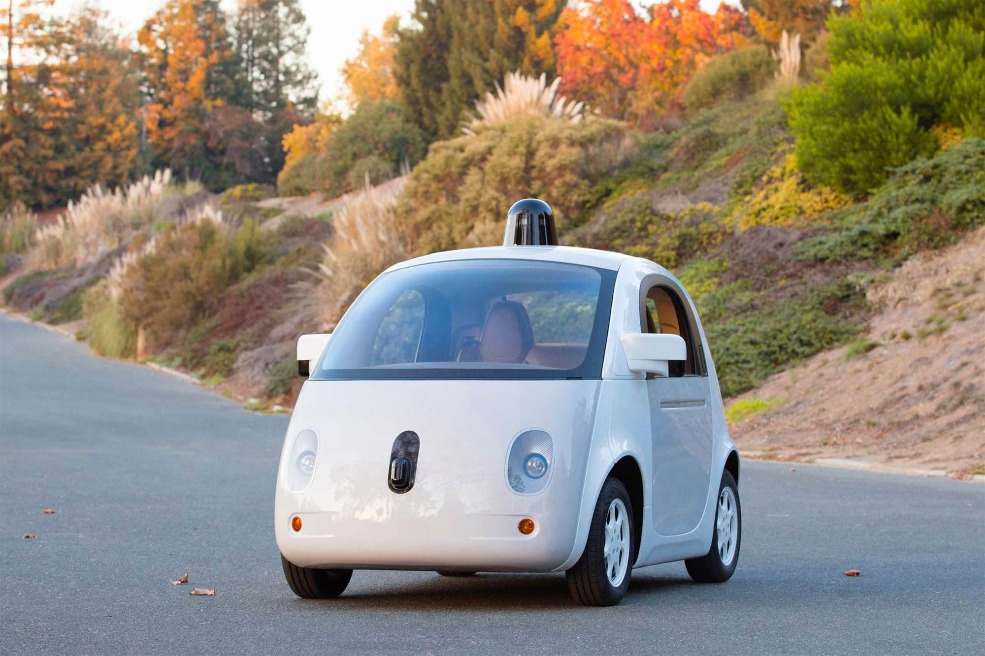 Photos: The race for driverless cars