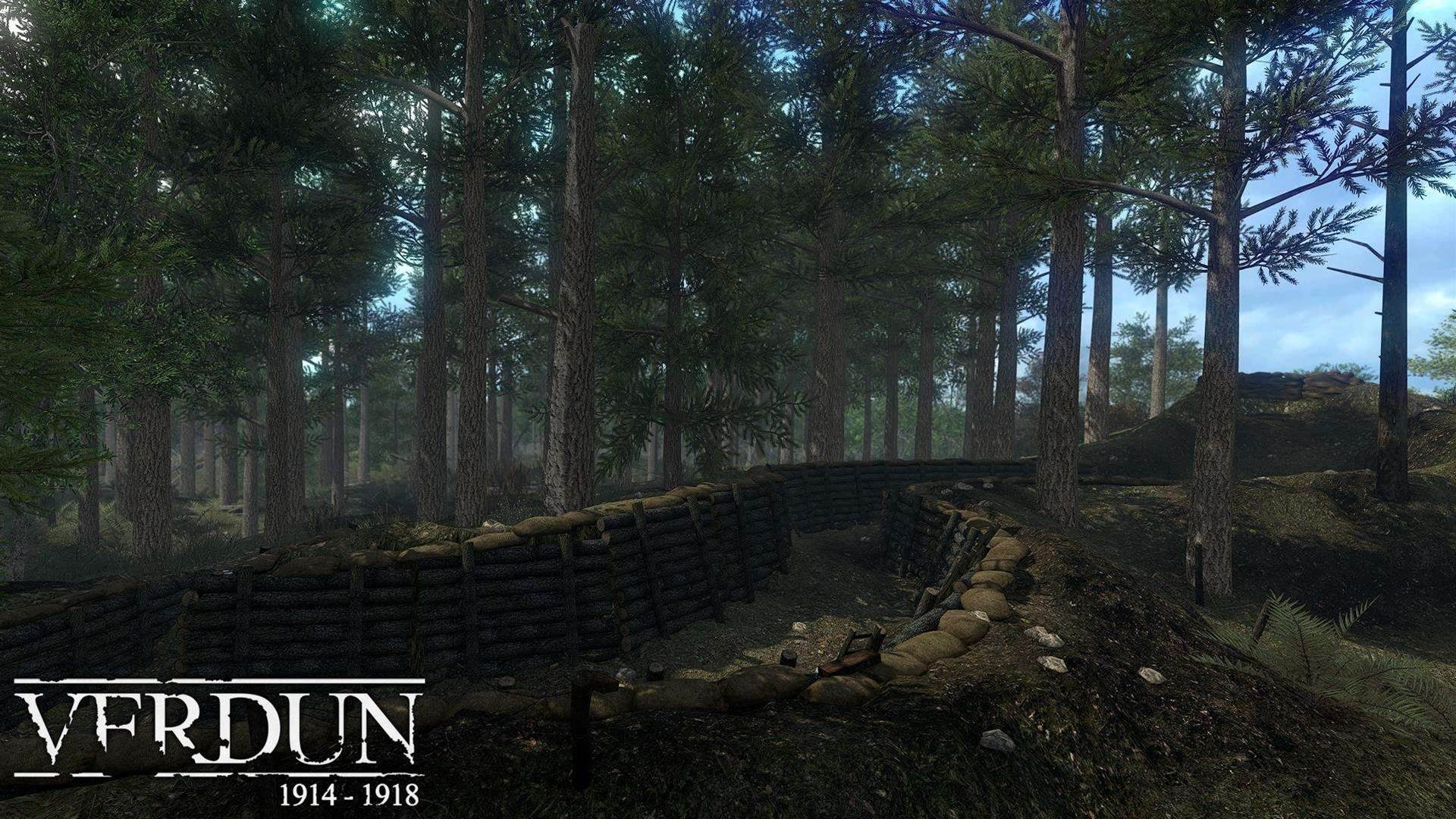 Verdun launch screenshots
