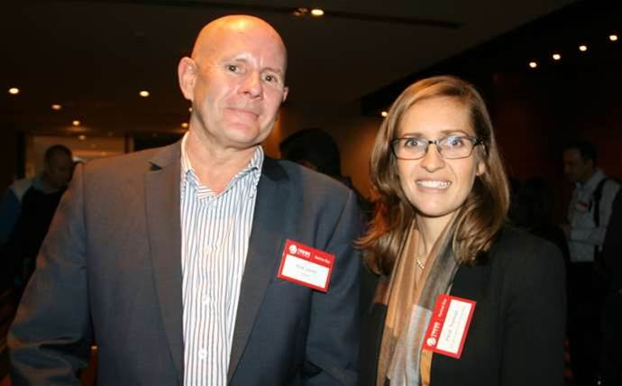 Trend Micro partners mingle in Sydney