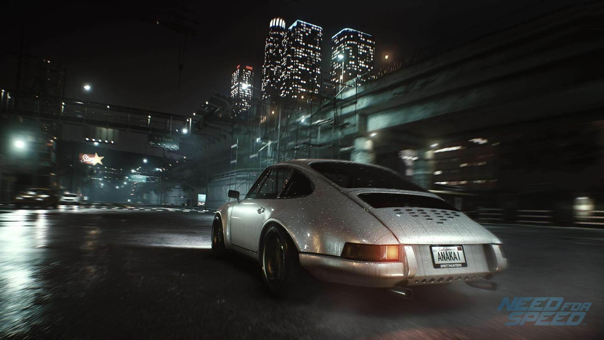 EA E3 conference screenshots