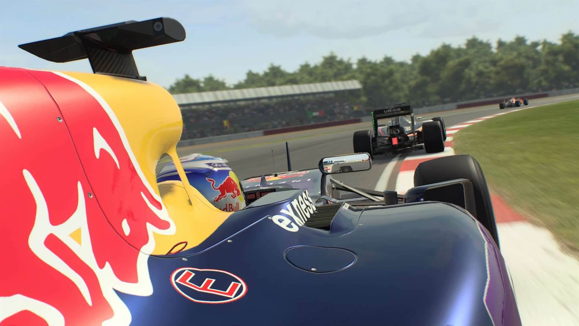 Latest screens from F1 2015