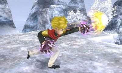 Final Fantasy Explorers on 3DS
