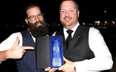 Aussie partners score at NetApp awards