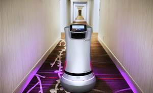 Photos: Meet the robot butler being backed by tech's biggest players