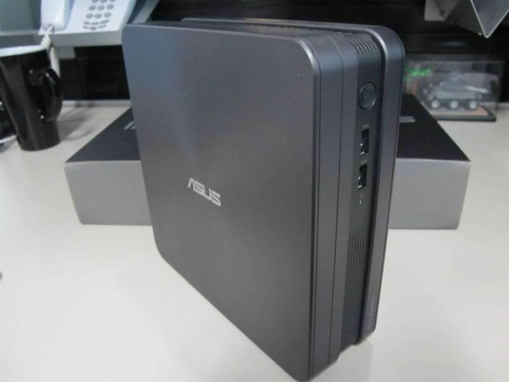 First Look: Asus VivoMini PC