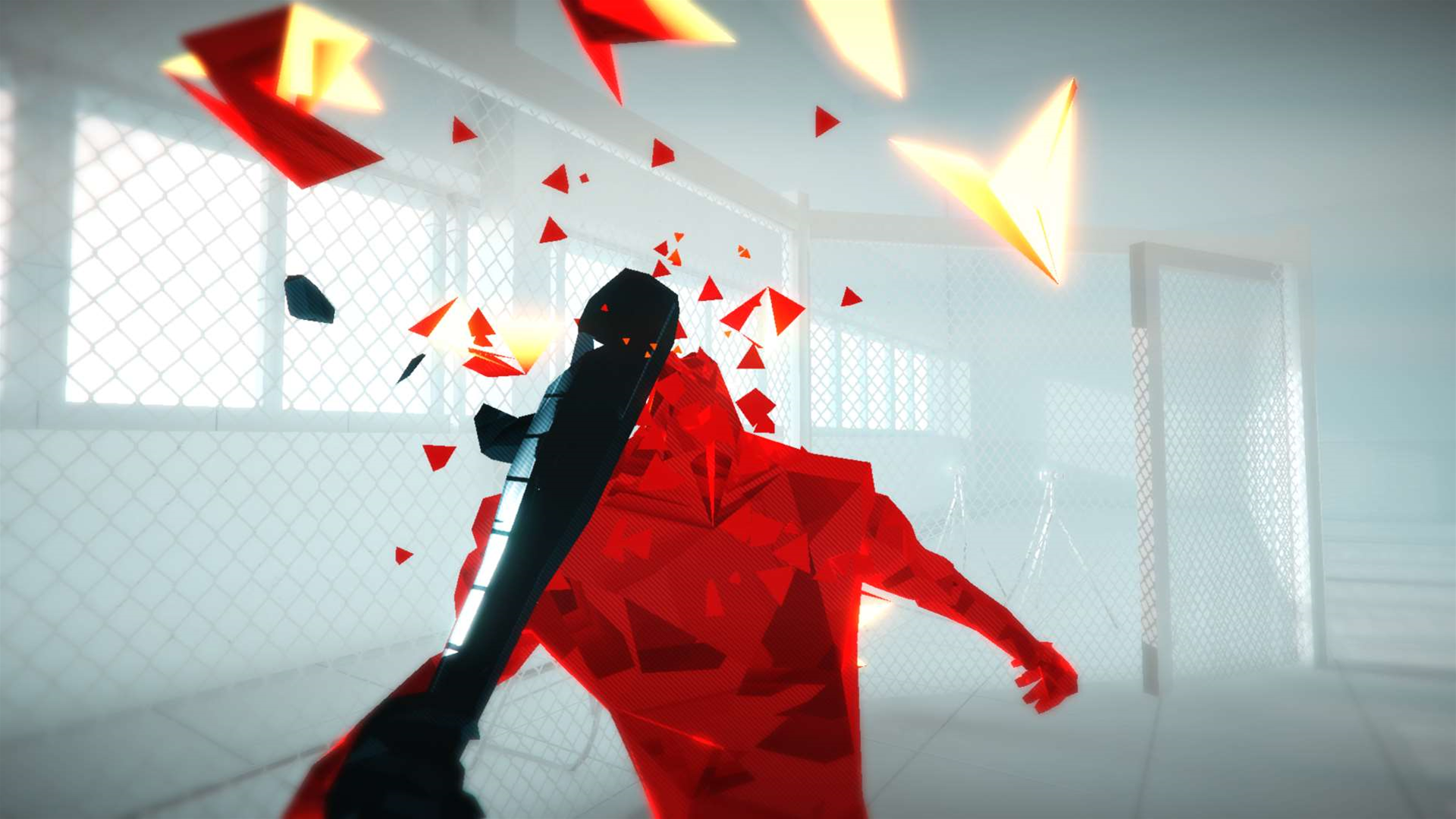 Superhot gets a mess of new screens
