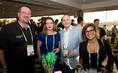 Veeam partners go wild at Taronga Zoo