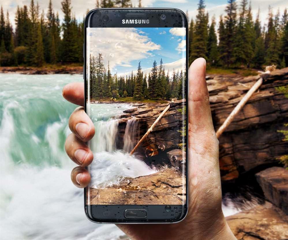 Photos: Samsung's Galaxy S7
