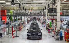Behind the scenes of Tesla's mega car factory