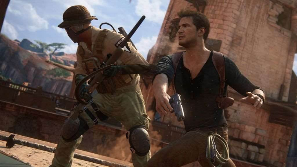 Screens from our Uncharted 4 preview