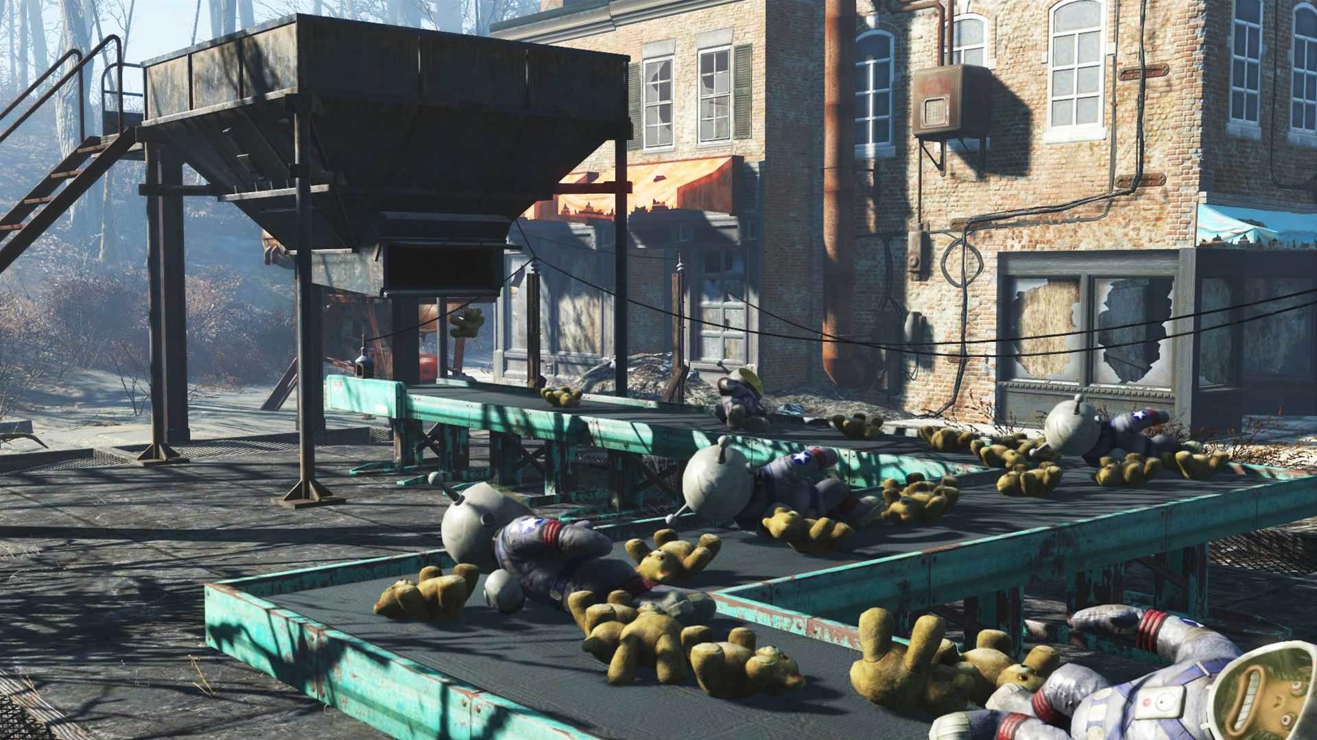 E3 2016: Fallout 4 screens