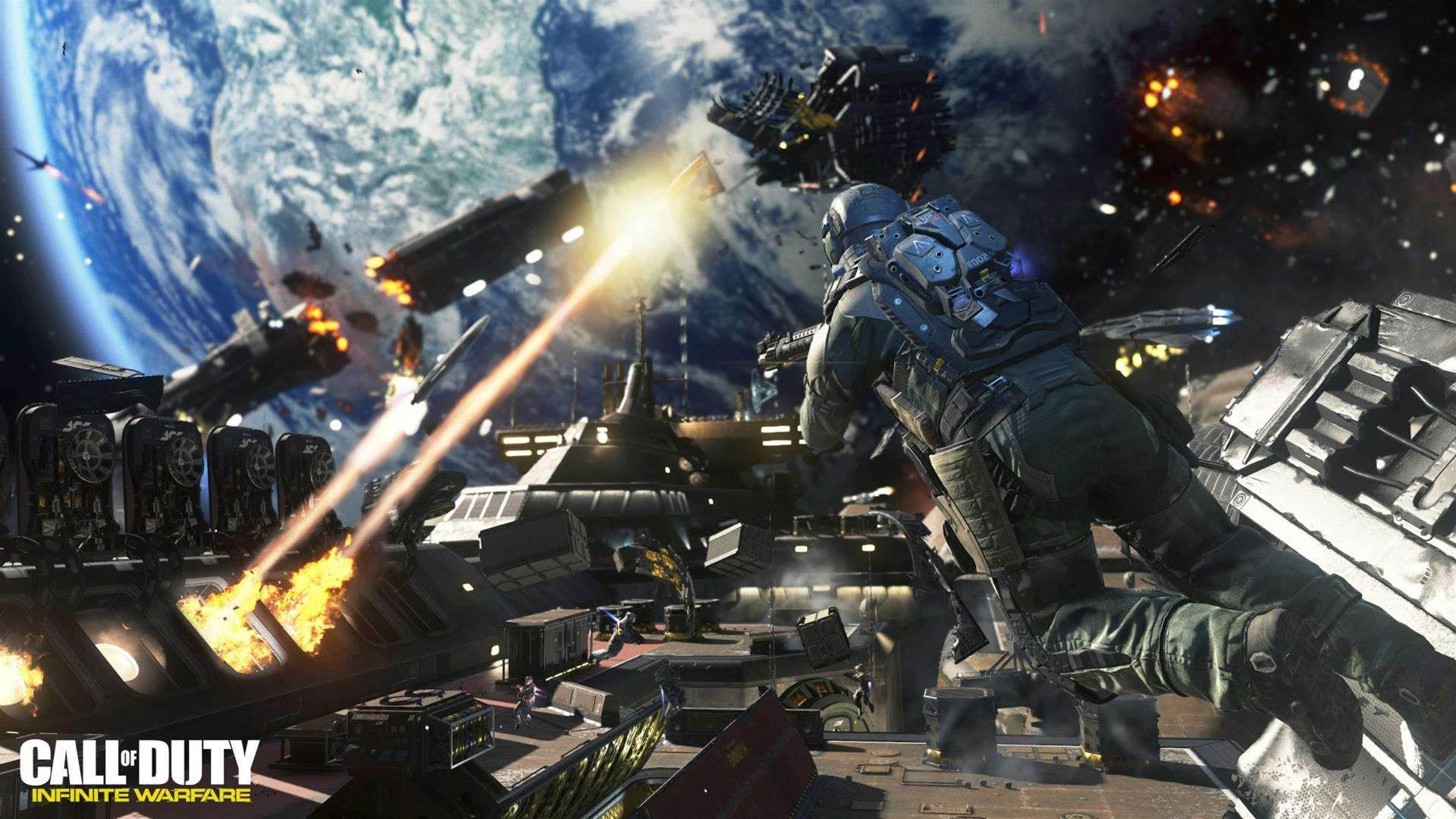 E3 2016 - Call of Duty: Infinite Warfare screenshots