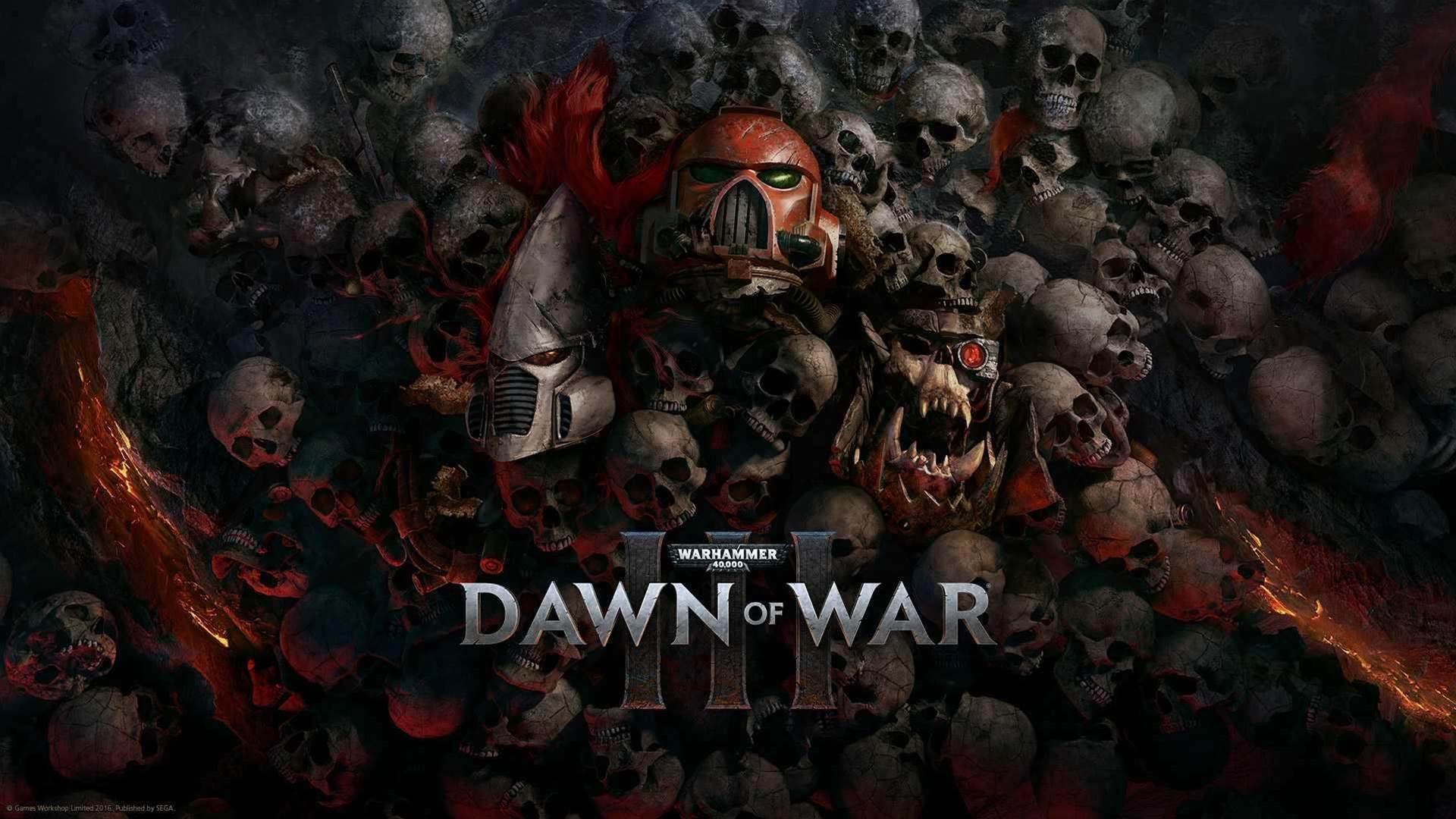 E3 2016 - Warhammer 40,000: Dawn of War 3 screens