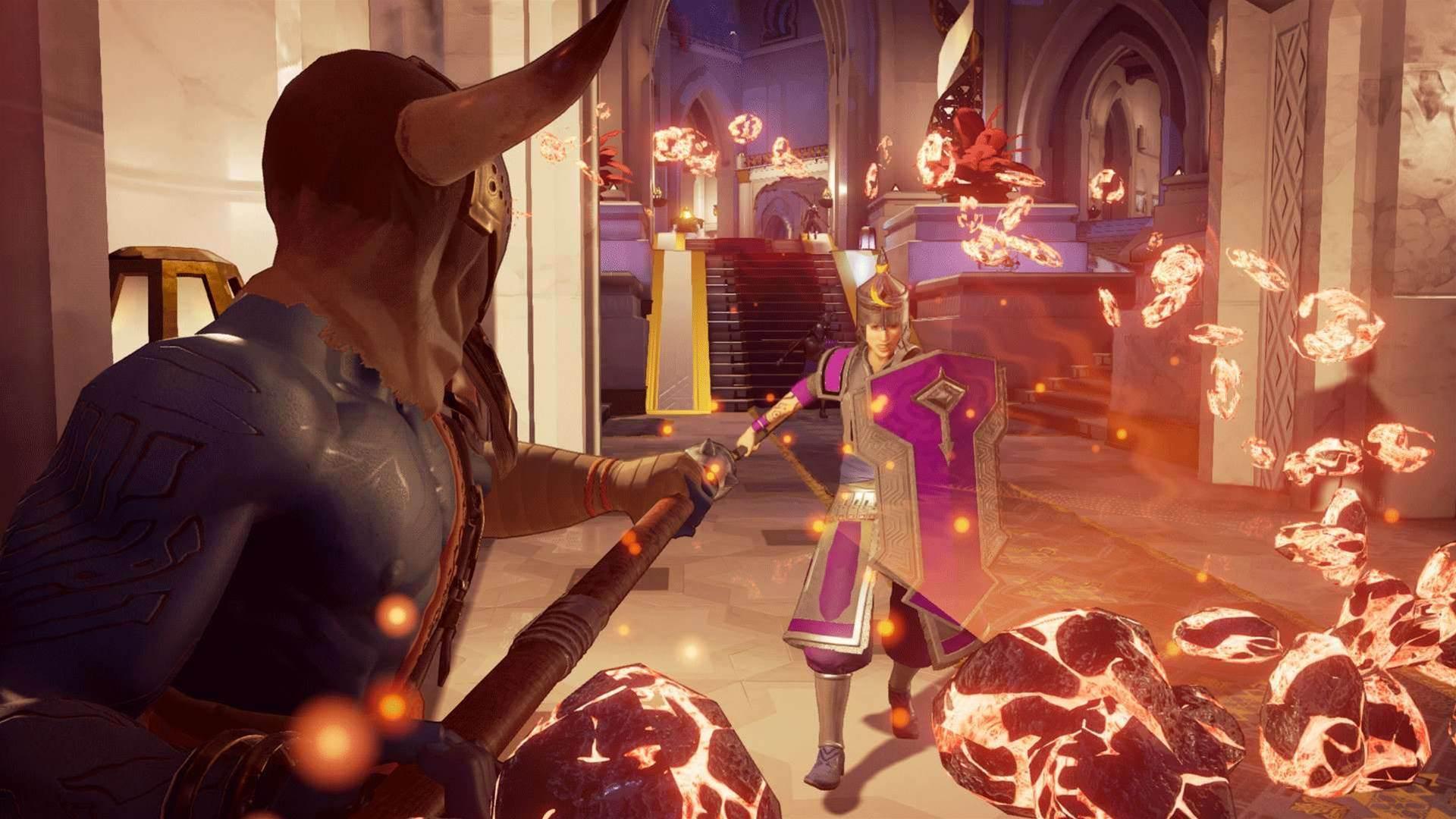 E3 2016 - Mirage: Arcane Warfare screens