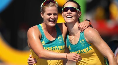 Aussies in action at Rio Day 10