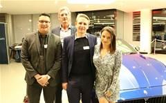 Photos: Schneider's Australian partner function
