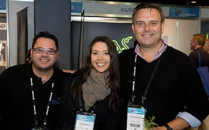 Sydney resellers pack into Synnex roadshow