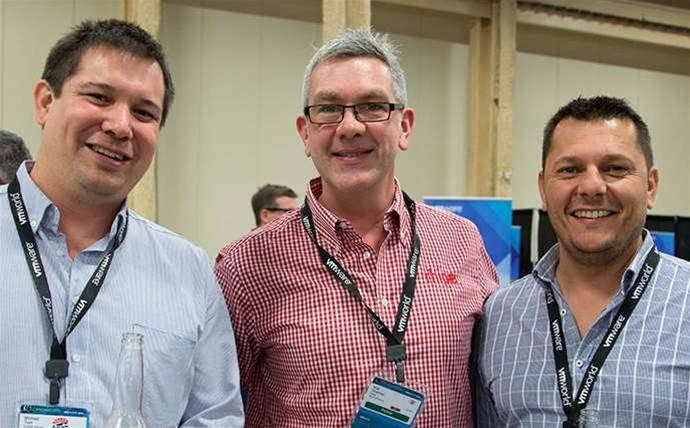 Spotted! Aussies at VMworld 2016 in Las Vegas