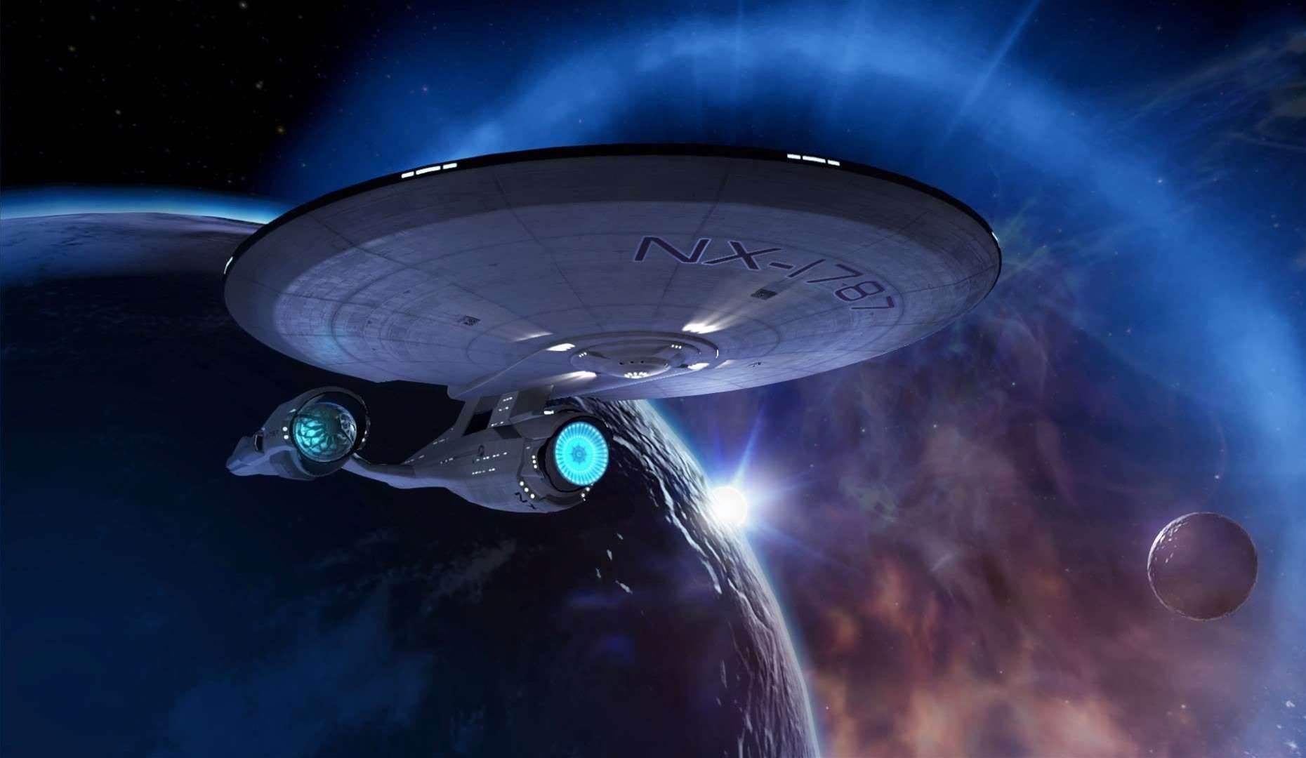 A captain's log of Star Trek Bridge Crew screenshots