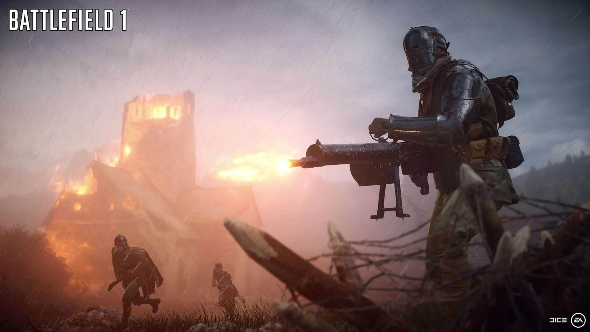 Beautiful Battlefield 1 screenshots
