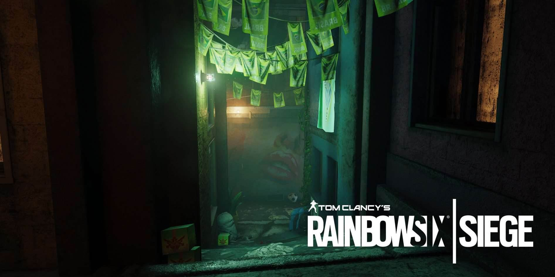 A handful of Rainbow Six Siege shots