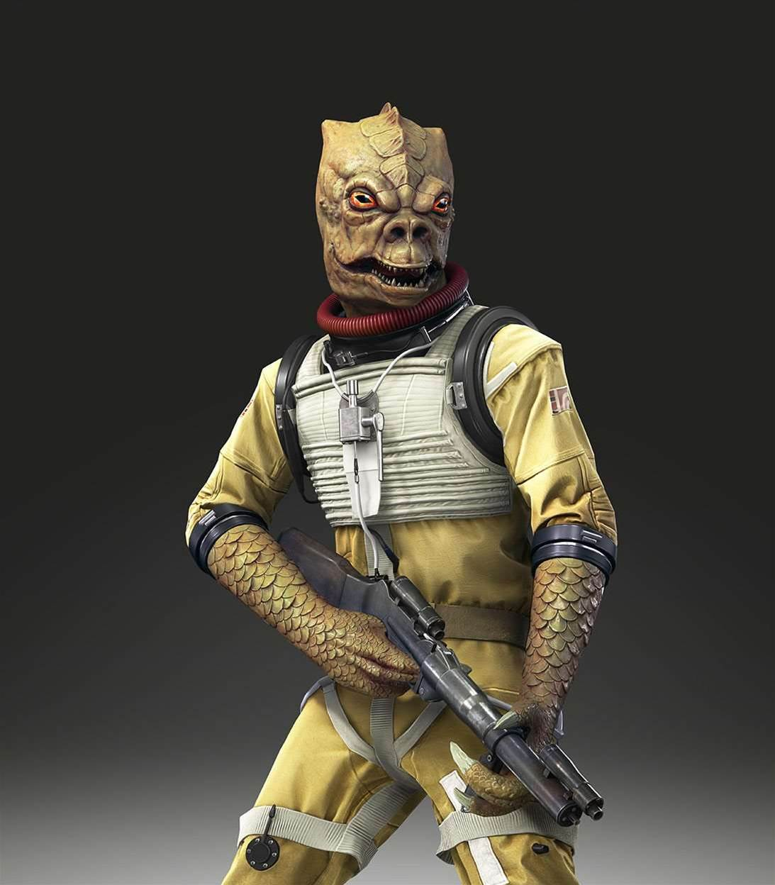 Star Wars Battlefront Death Star DLC shots