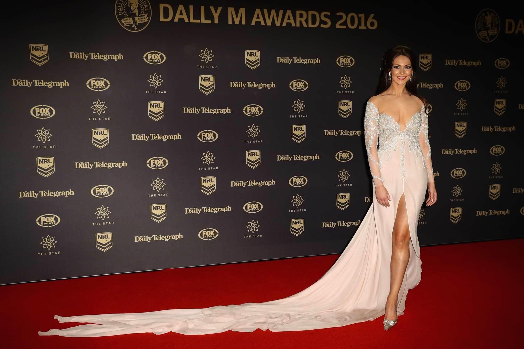 Dally M Awards red carpet