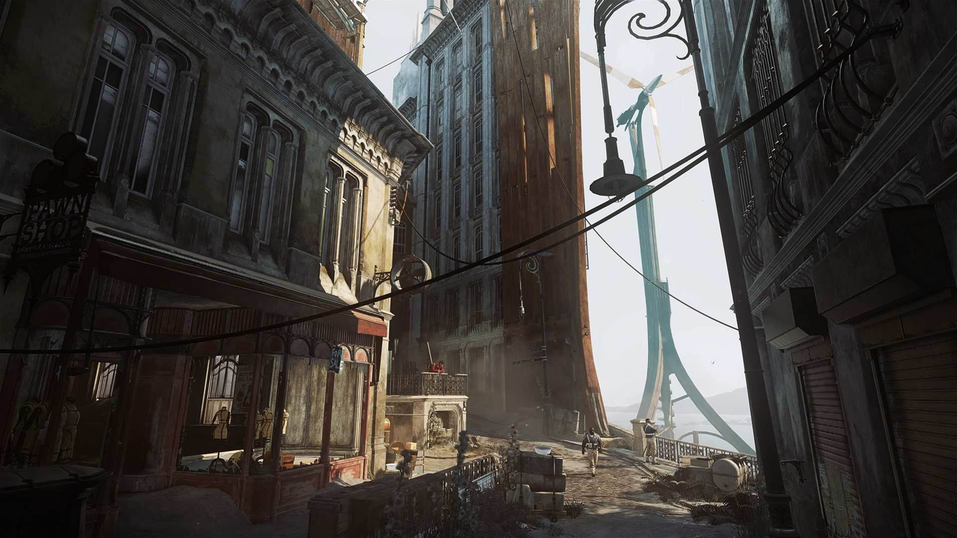 An Assassin S Array Of Dishonored 2 Images Aaa Action