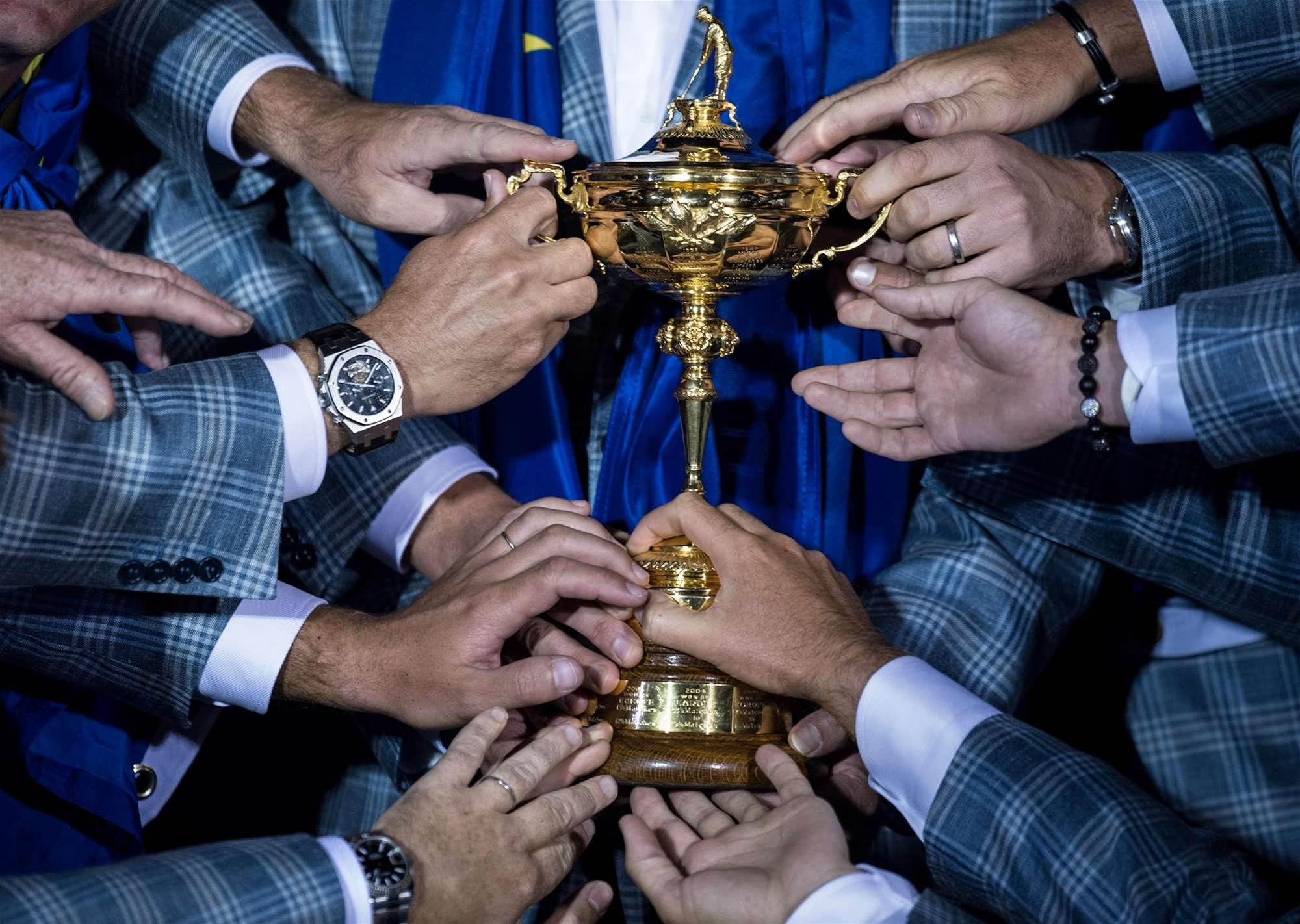Ryder Cup cheers, jeers and tears