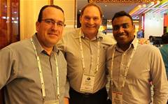 Which Australian resellers did we see at Canalys 2016?