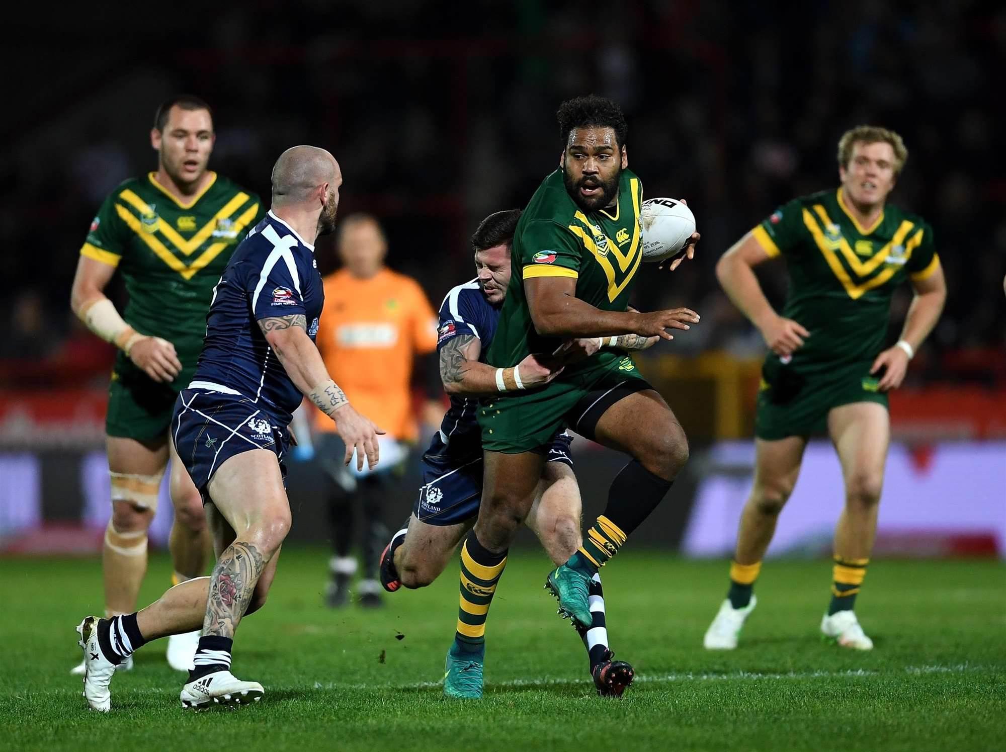 Australia's Four Nations triumph