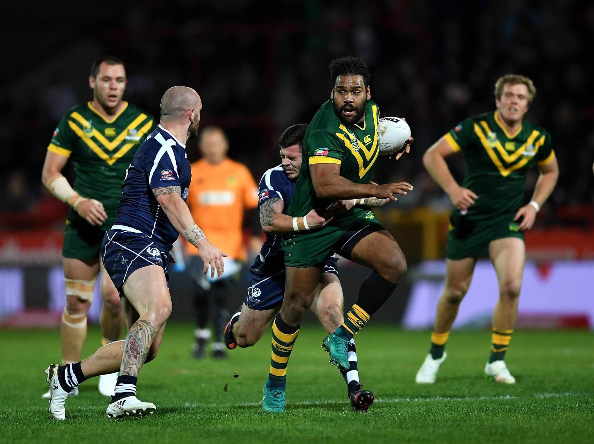 Australia's Four Nations triumph
