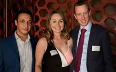 Veritas partners and customers party in Sydney
