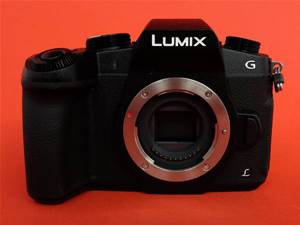 Panasonic Lumix DMC-G85 review