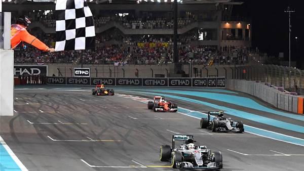 Abu Dhabi F1 title decider: pics