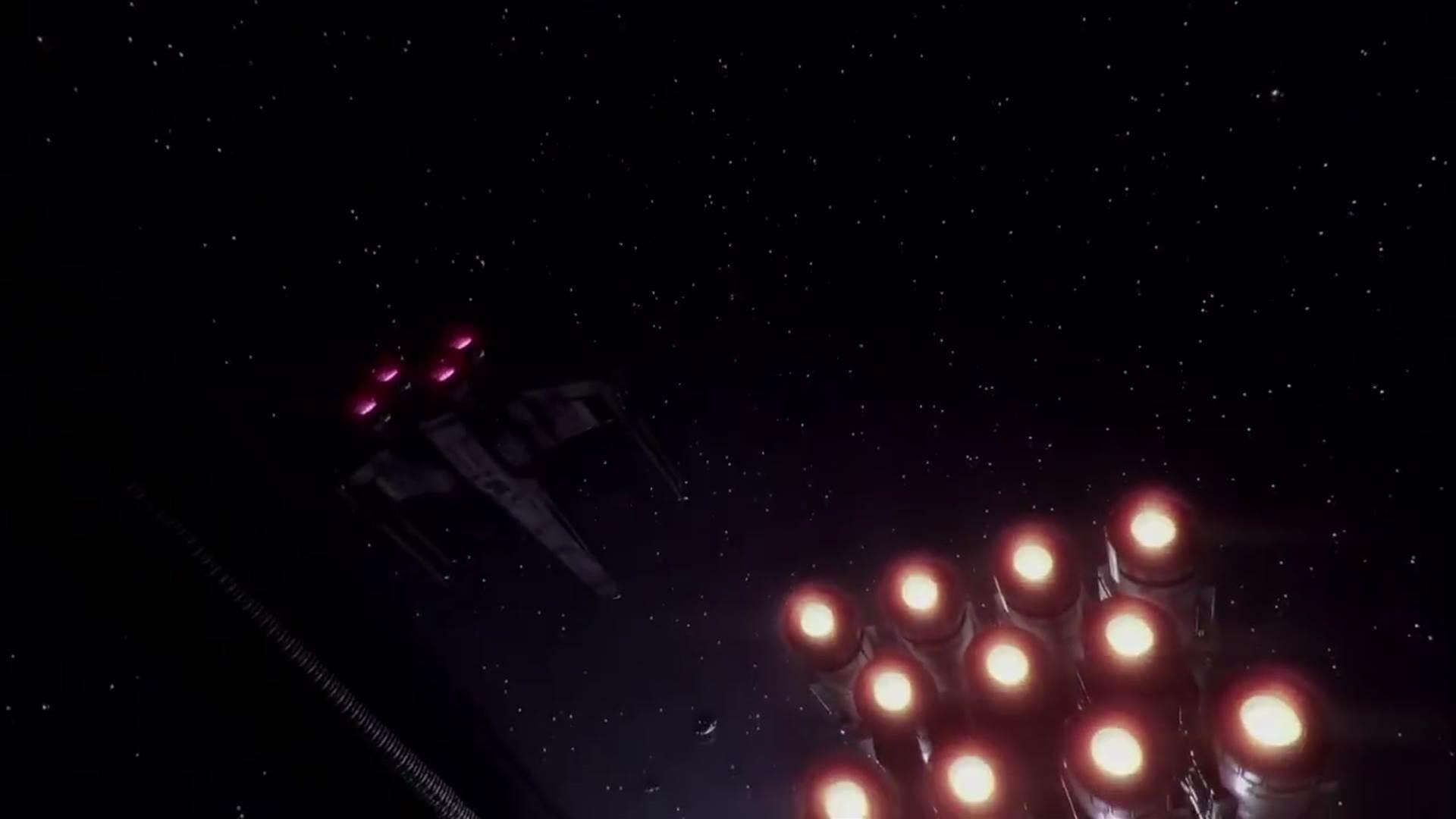 Star Wars Battlefront Rogue One: X-wing VR Mission video stills